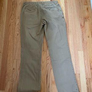 Vineyard Vines Pants - Vineyard Vine Slim Fit Breaker Pant 32X34 Khaki